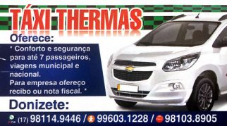 Taxi-Thermas